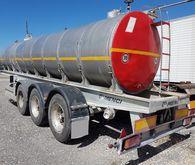 Used tanker semitrai