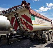 Semitrailer Tipper Minerva 10 g