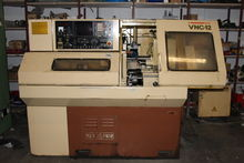 Used CNC lathe STAR
