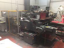 Industrial machine Heidelberg