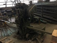 Used SHEAR FICEP SUP