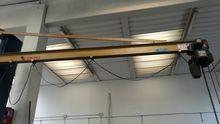 Jib Cranes Donati 2000 Kg