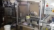 Labeling machine ready for deli