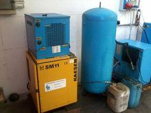 Used Compressor + dr