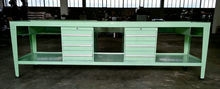 GREEN WORK BENCH