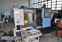 Used 2 AXIS CNC LATH