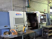 Used 2 AXIS CNC lath