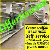 SHELVING USED TO BE DISCONTINUE