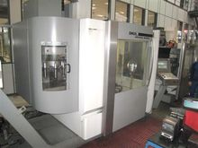 Used 5 Axis Machinin