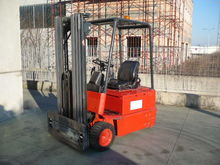 Forklift LINDE E15 triplex