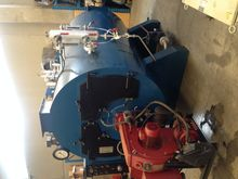 Used steam boiler in