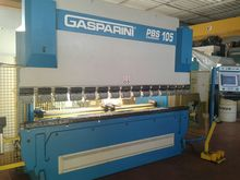 Used PRESS BRAKE GAS