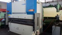 Used Press brake LVD