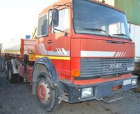Tractor Iveco 190.35 tipper and