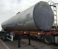 Used tanker semi-tra