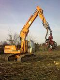 Excavator with processor