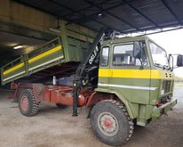 Truck Iveco ACM 80 4x4- crane a