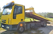 Tow truck Eurocargo 100E18 scar