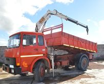 Iveco Fiat 150-17 tipper and cr