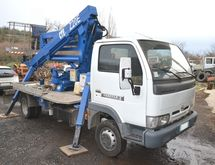 Used Nissan Cabstar