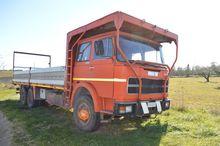 Tractor Iveco 160NC transportat