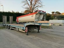 Used Semitrailer car