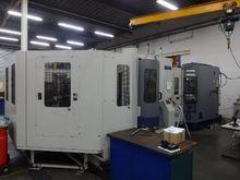 Horizontal machining centers Mo