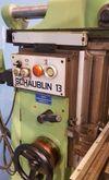Schaublin milling machine 13