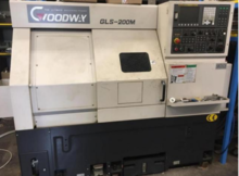 CNC GOODWAY GLS200M HORIZONTAL