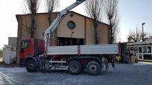 IVECO 260e43, crane Bonfiglioli