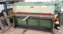 Used Shear FEMAS CM5