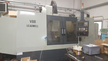 Used Leadwell V60 ma