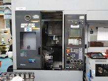 Used CNC lathe Mori