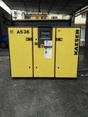 Used Kaeser 30 hp in