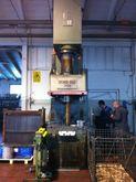Hydraulic presses C & R. 230Ton