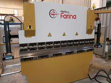 BENDING FARINA 2080x40TON