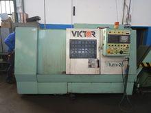 Used CNC lathe VICTO