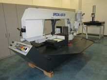 Semiautomatic saw MACC 650 DI