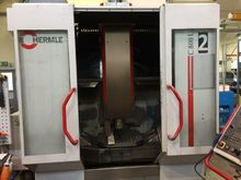 Vertical 5-axis machining cente