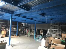 mezzanine used
