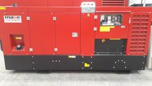 Generator set 176 kva