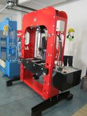 Hydraulic Press AXA 100 Ton 110