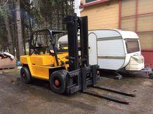 Used Forklift YALE 6