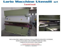 Used PRESS BRAKE VIM