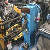 Spot welder EME column