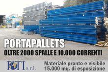 Shelves for pallets