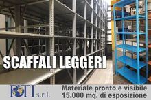 Shelves used for warehouse