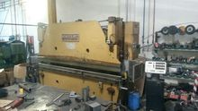 NEW HYDRAULIC FOLDING PRESS