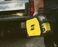 ESAB REBEL 215IC WIRE WELDER