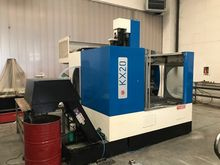 machining center portal